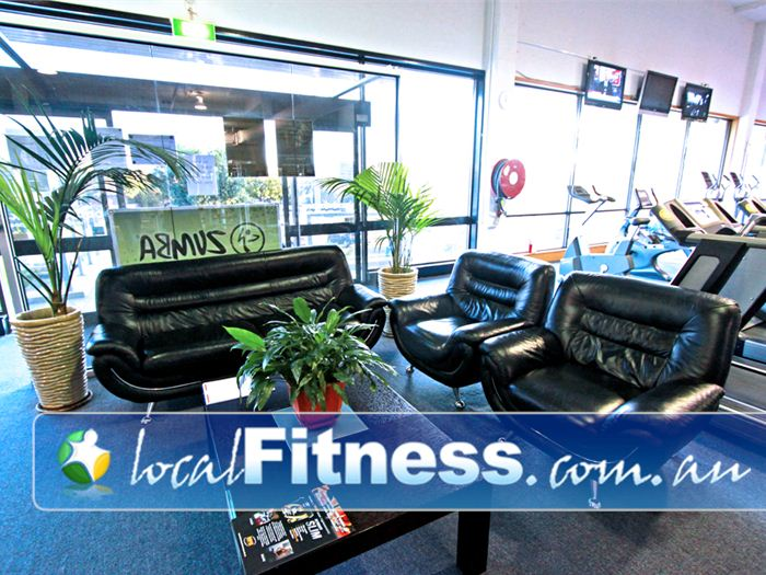 Next Level Fitness HQ Clayton Gym Fitness Relax and unwind in our members
