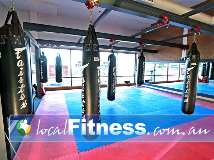 Next Level Fitness HQ Clayton Gym Fitness Our dedicated Clayton boxing