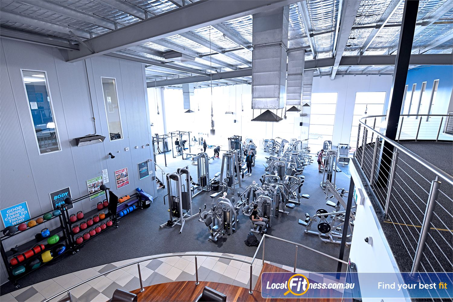 Goodlife Health Clubs Geelong Welcome to the Goodlife 24 hour Geelong gym.