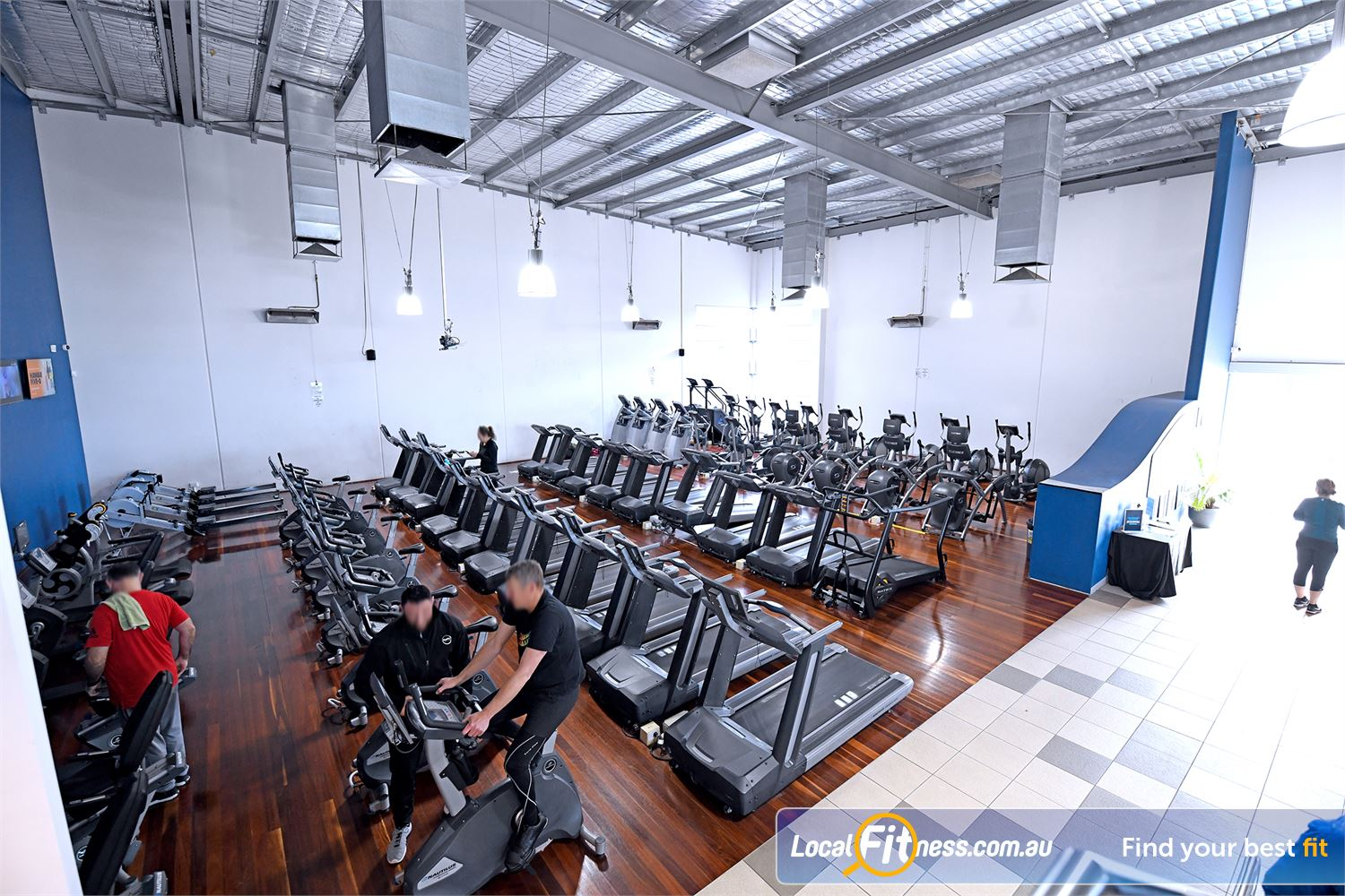 Goodlife Health Clubs Near South Geelong Get cardio access 24 hours day, 365 days a year.