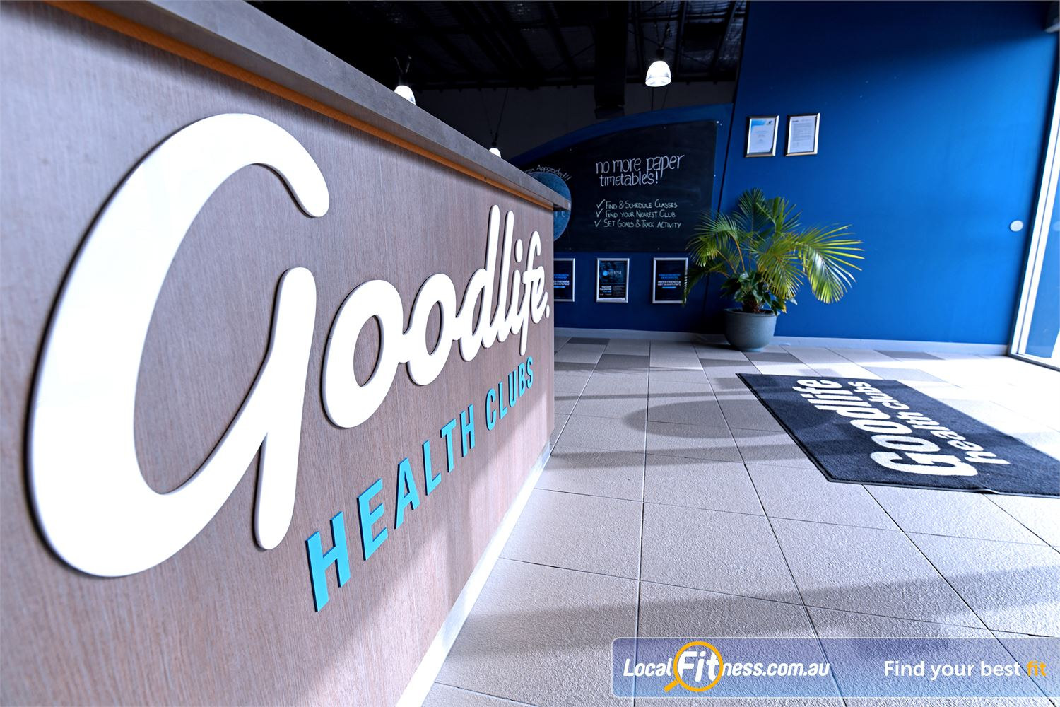Goodlife Health Clubs Near Moolap Our Goodlife Club provides 24 hour Geelong gym access.