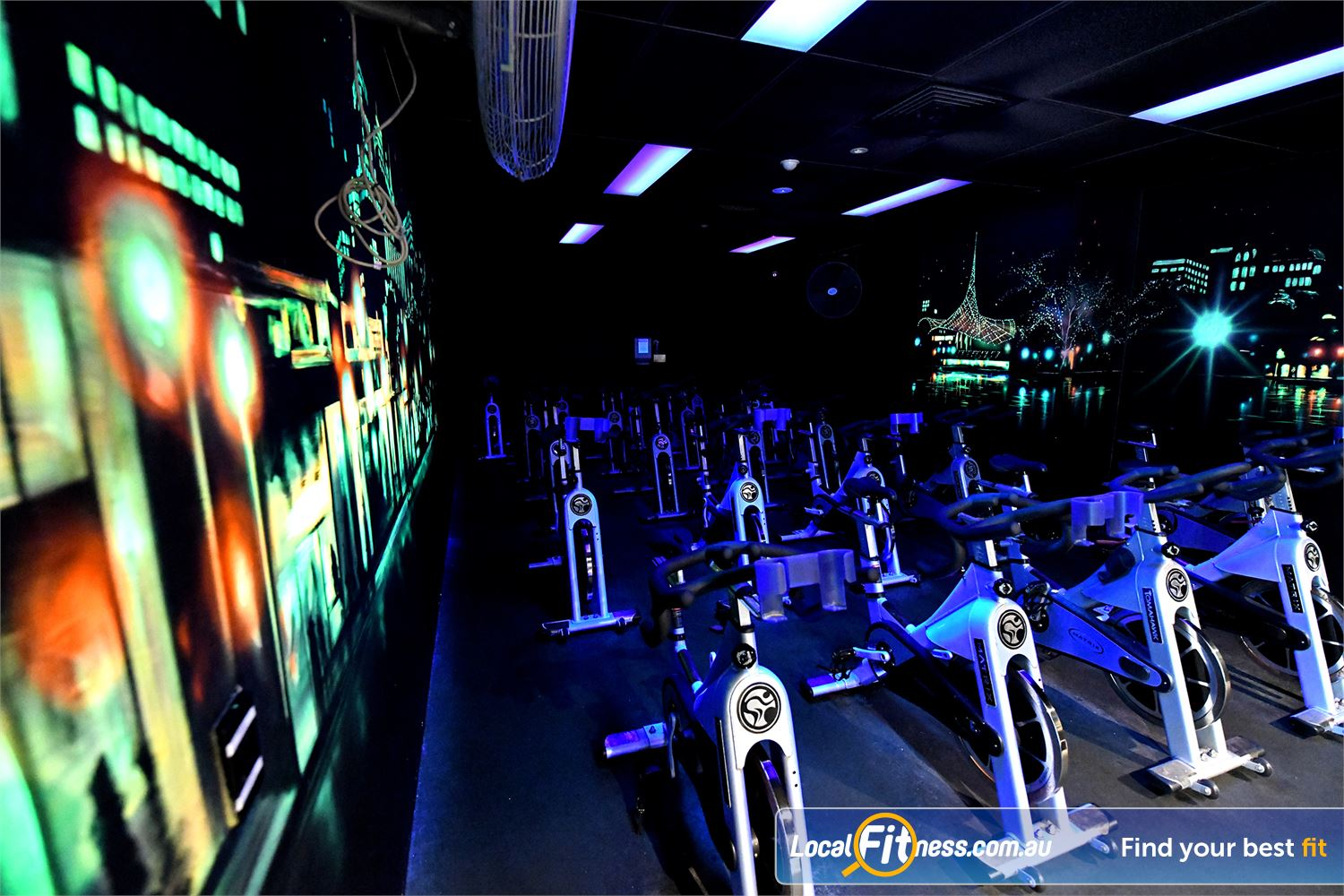 Goodlife Health Clubs Near Newtown Join our heart racing Geelong spin classes.