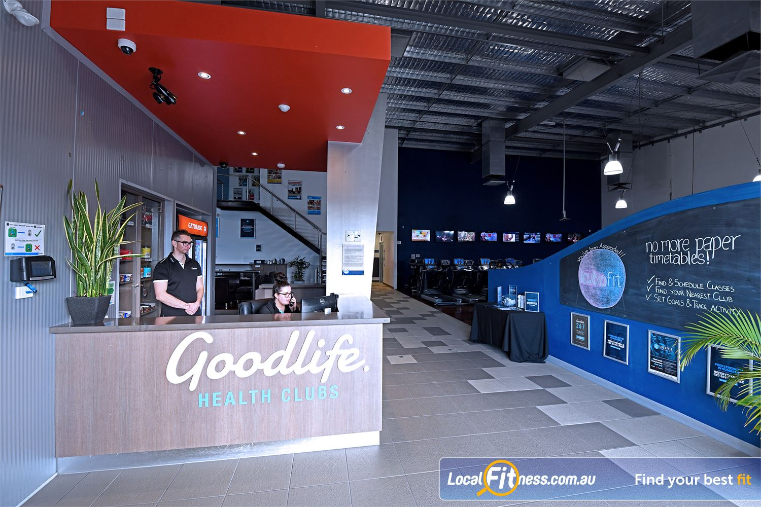 Goodlife Health Clubs Geelong Our friendly team are ready to help you reach your goals at Goodlife Geelong.