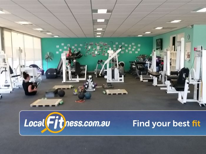 Freedom Fitness Gym Sunbury  | Welcome to the only dedicated womens only gym