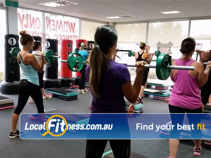 Freedom Fitness Gym Sunbury  | Our pump classes will get you into free-weight