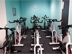 Dedicated spin cycle studio for women.