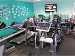 Fully equipped cardio area inc. Treadmills, cross trainers