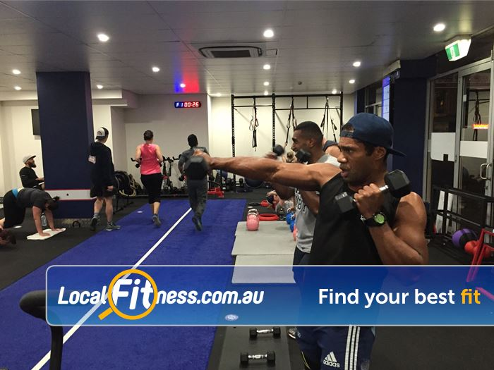 F45 Newtown Near Stanmore Try our BROOKLYN Newtown boxing classes today!