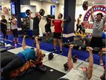 F45 Newtown Erskineville Gym Fitness Weight training at F45 Newtown!