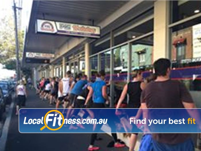 F45 Newtown Erskineville Get outdoors and get involved in fitness Newtown!