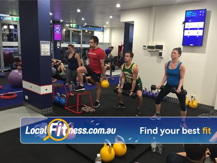 F45 Newtown Near Camperdown Newtown group fitness at its finest!