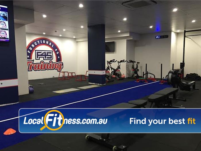 F45 Newtown Near Stanmore The Newtown F45 training grounds!