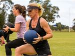 Step into Life Carlton North Outdoor Fitness Outdoor Strengthen your core with out