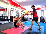 New Level Personal Training Sydney Gateway Facility Gym Fitness We keep you motivated to ensure
