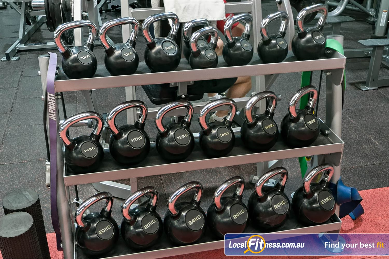 Fitness First Platinum Shelley St Near Alexandria Mc Get into kettlebell training with our full range of kettlebells.