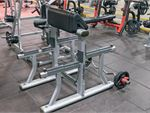 Fitness First Platinum Shelley St World Square Gym Fitness Bicep curl machines, bench