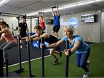 Coaching Zone Lurnea Gym Fitness Sled runs are a great way to