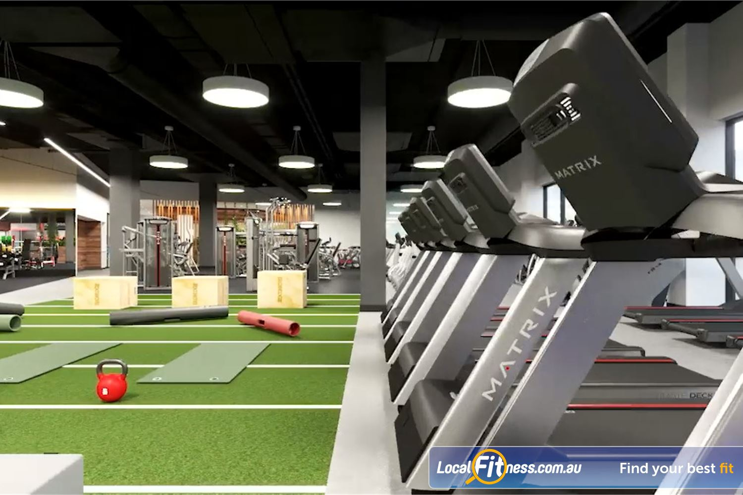 Goodlife Health Clubs Near Torrington Our state of the art cardio includes personal screens to watch your favourite shows.