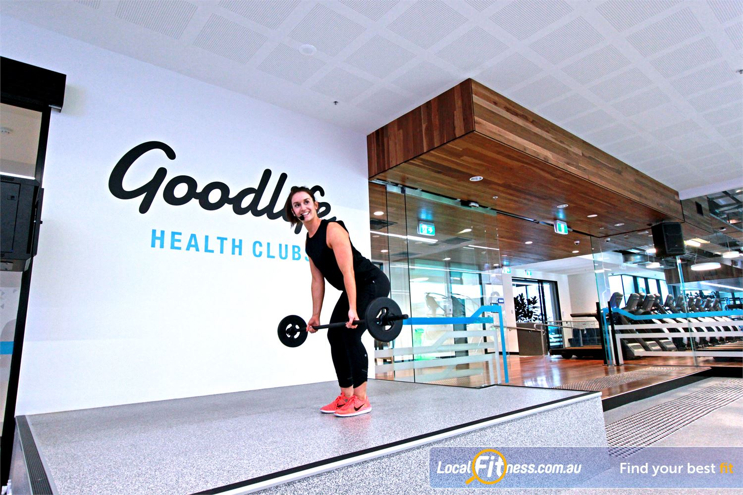 Goodlife Health Clubs Docklands Our highly experienced instructors will guide you through our classes.
