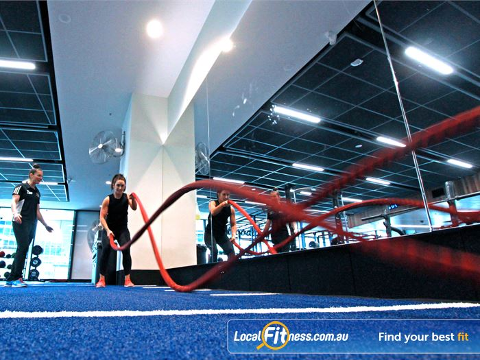 Goodlife Health Clubs HIIT Melbourne  | Our Docklands gym team can take you through