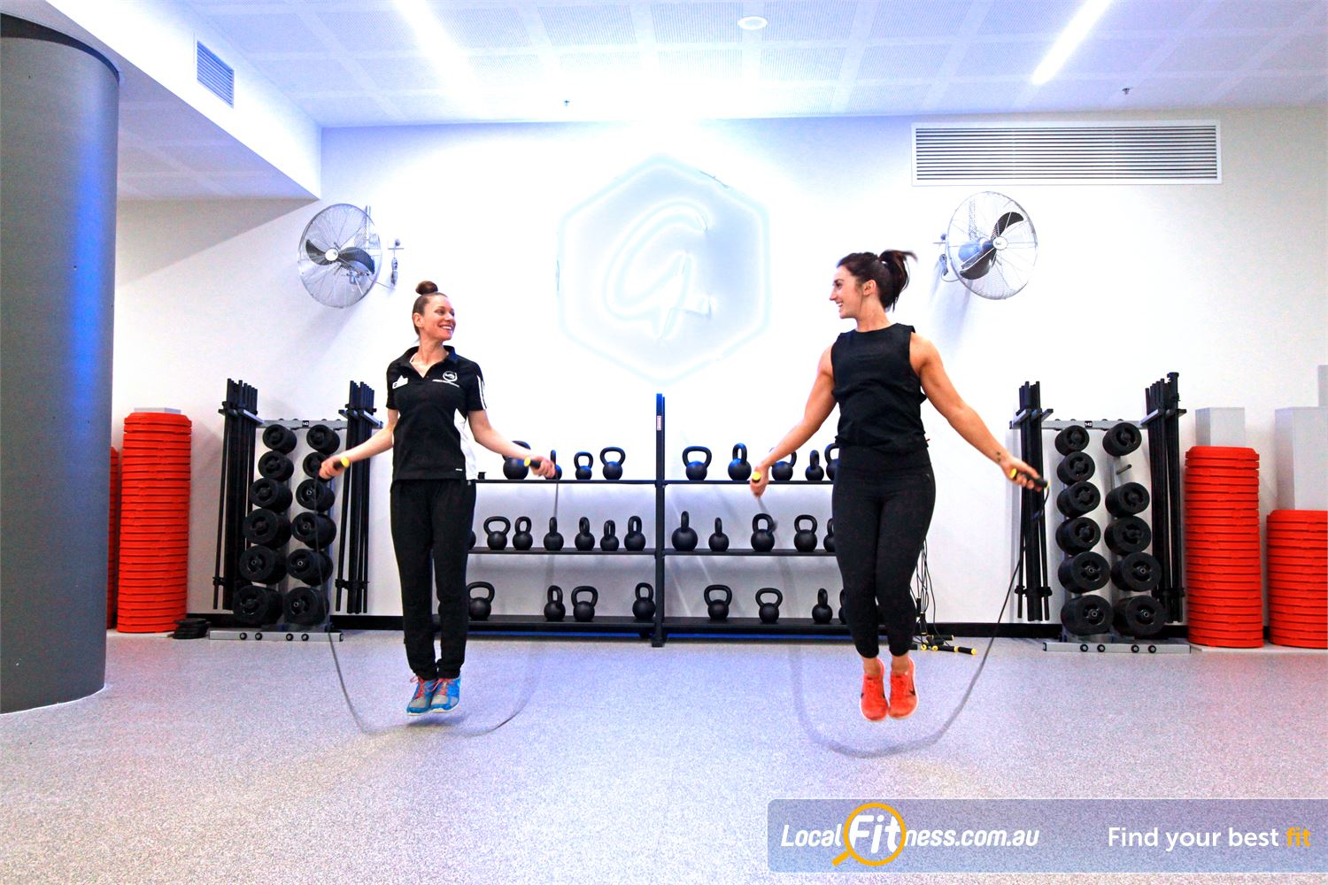 Goodlife Health Clubs Near North Melbourne Get the motivation to achieve your goals.