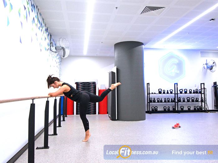 Goodlife Health Clubs Docklands Gym Fitness Exclusive Docklands Barre, Yoga