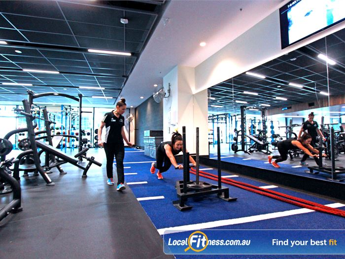 Goodlife Health Clubs Docklands Gym Fitness Goodlife Docklands is fully