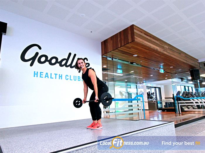 Goodlife Health Clubs South Melbourne Gym Fitness Welcome to Goodlife Docklands