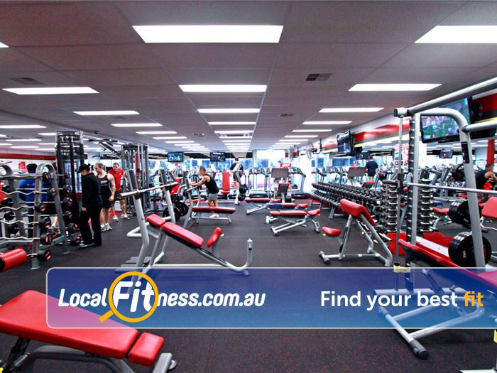 Snap Fitness Gym Bedford  | Our Mirrabooka gym provides state of the art