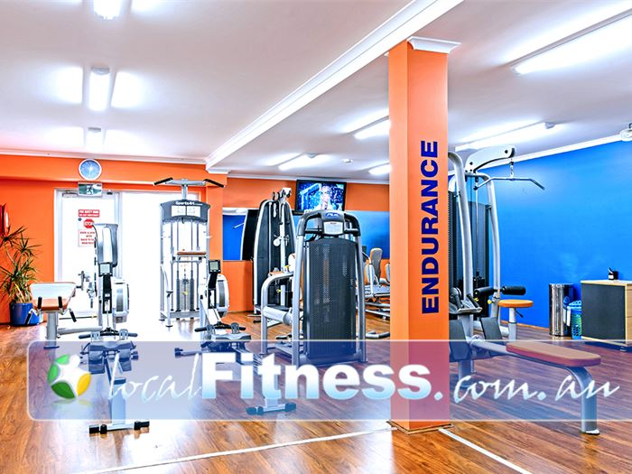Plus Fitness 24/7 Camden South Work on your endurance with indoor rowing.