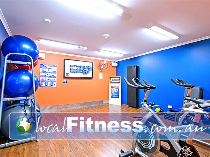 Plus Fitness 24/7 Near Elderslie 100's of classes to choose from with classes-on-demand.