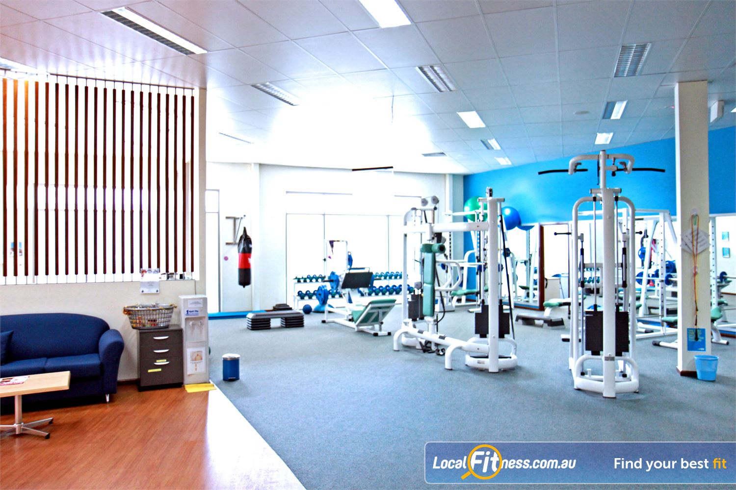 Fernwood Fitness Underwood Fernwood Underwood gym provides a state of the art and friendly atmosphere.