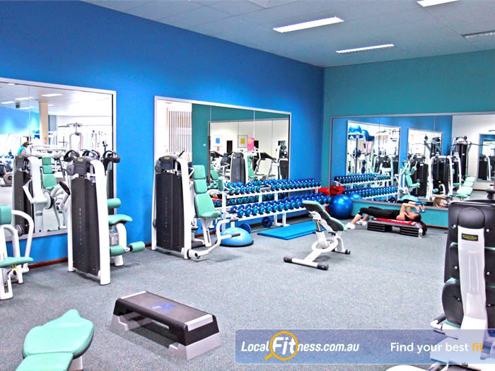 Fernwood Fitness Gym Underwood  | Not all women strength training is equal. Equipment