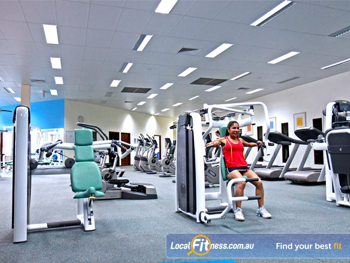 Fernwood Fitness Gym Underwood  | We have the right Underwood gym equipment to