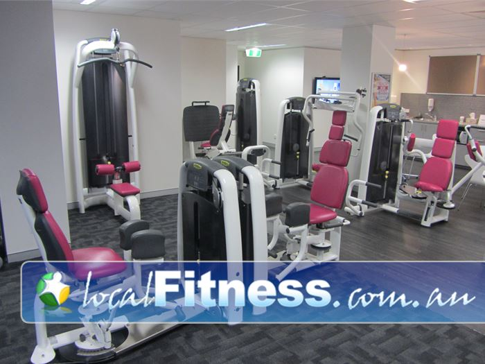 Fernwood Fitness Gym Parramatta  | Welcome to the new look state of the
