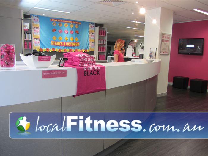 Fernwood Fitness North Ryde Ladies Gym Fitness Have peace of mind, our team