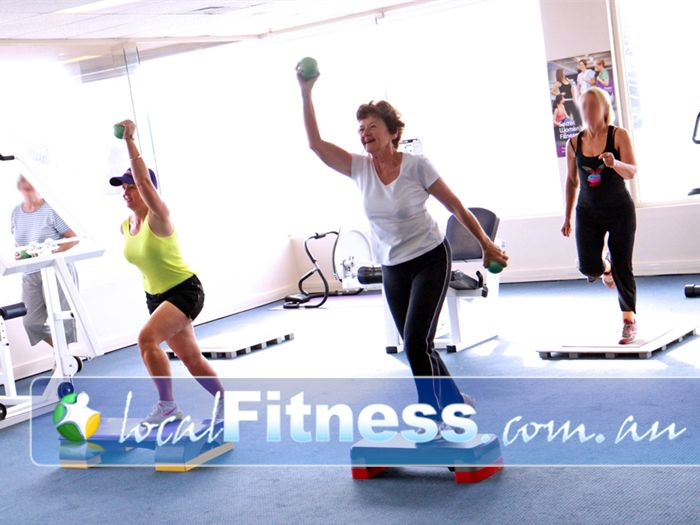 Contours Doncaster Contours Doncaster women's fitness programs are simple, easy and fun.
