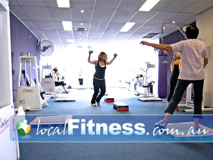 Contours Near Box Hill North A personal and intimate women's weight-loss studio in Doncaster.
