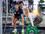 Fitness First Platinum The Zone King St Sydney Gym Fitness Push, drag, press, jump and