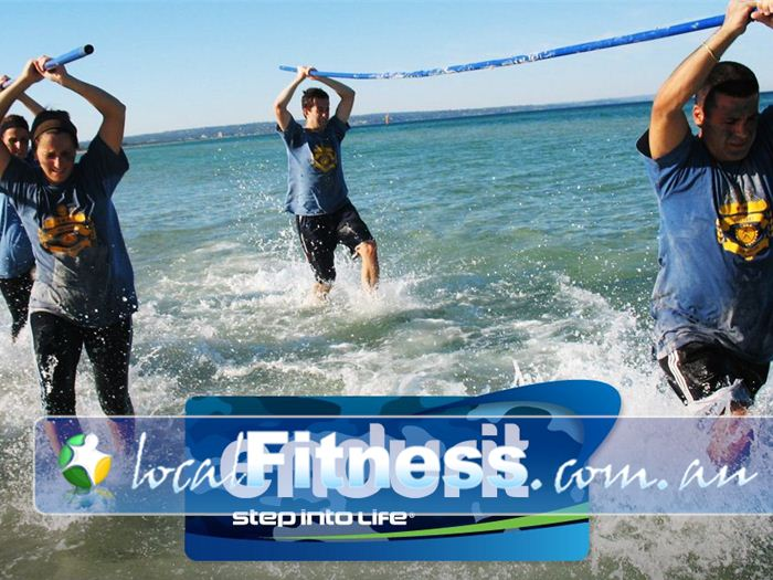 Step into Life Gym Balaclava  | St Kilda bootcamp style drills headline our endurit