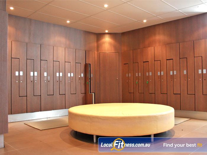 Goodlife health clubs exclusive change rooms hoppers