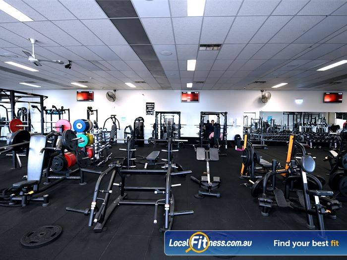 Goodlife Health Clubs Gym Caroline Springs  | Our Hoppers Crossing gym provides state of the