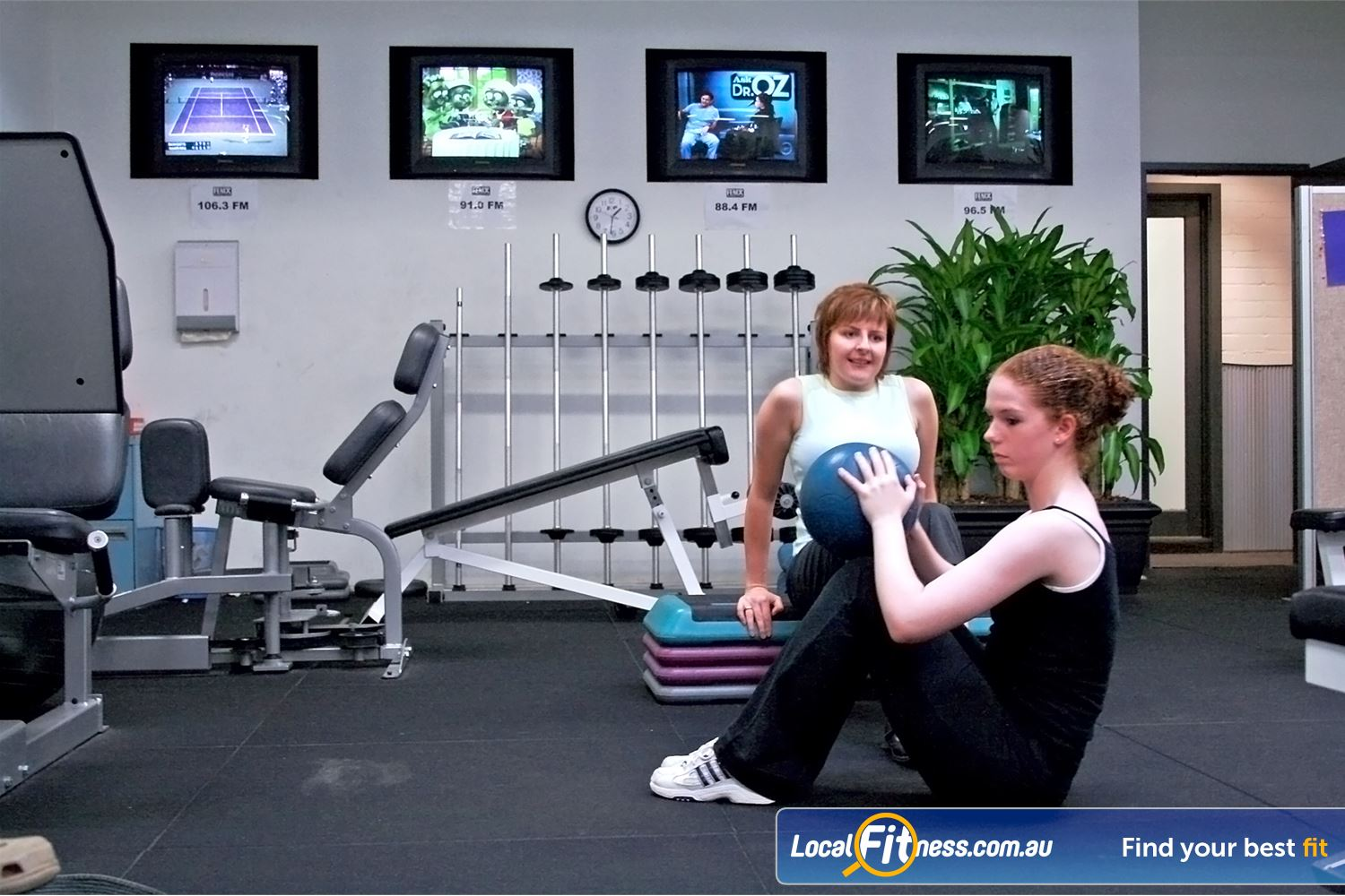 Goodlife Health Clubs Near Werribee We provide a dedicated Hoppers Crossings ladies gym.