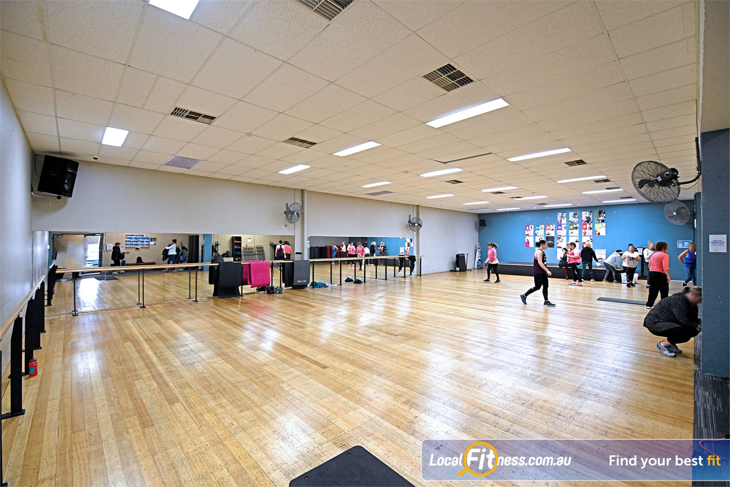 Goodlife Health Clubs Hoppers Crossing Heaps of classes inc. Hoppers Crossing Yoga, Pilates, Zumba and more.