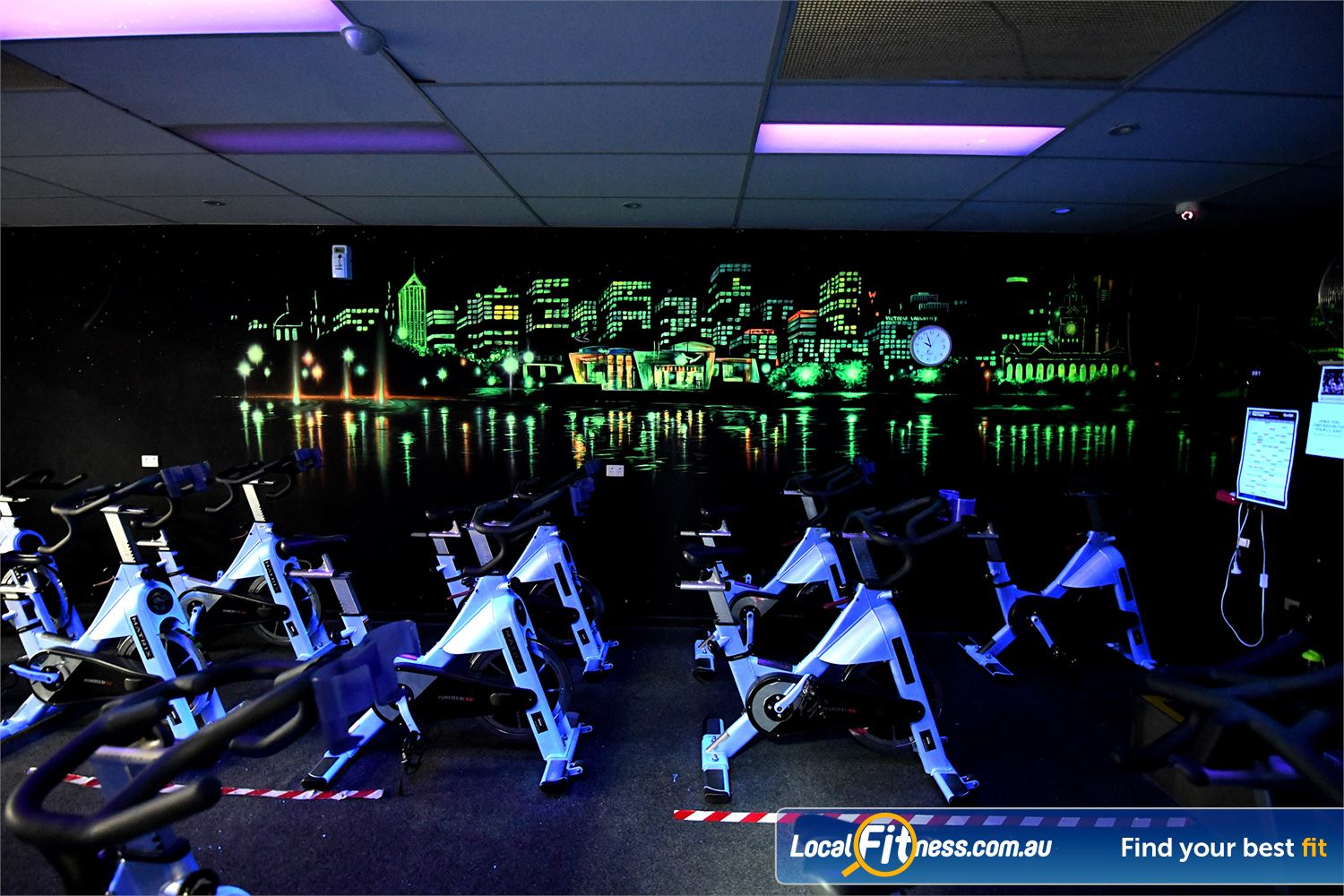 Goodlife Health Clubs Near Truganina Join our many Hoppers Crossing cycle classes.