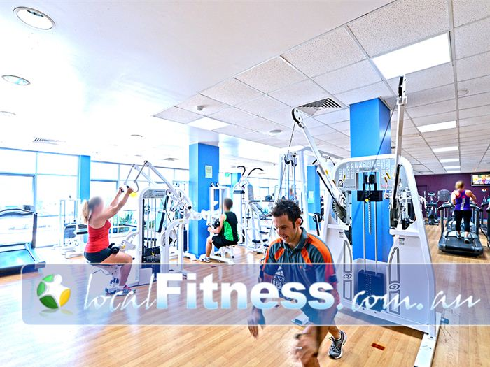 Belmont Oasis Leisure Centre Gym Bedford    Over 40 pieces of state of the art