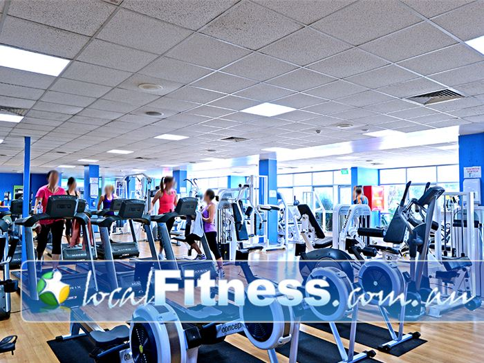 Belmont Oasis Leisure Centre Belmont Comprehensive cardio equipment to aid with your weight-loss.
