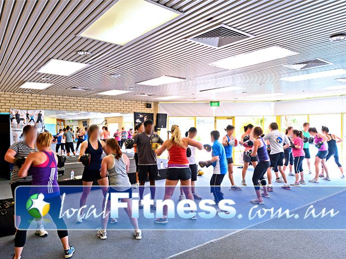 Belmont Oasis Leisure Centre Near Redcliffe Enjoy the social support of group fitness classes.