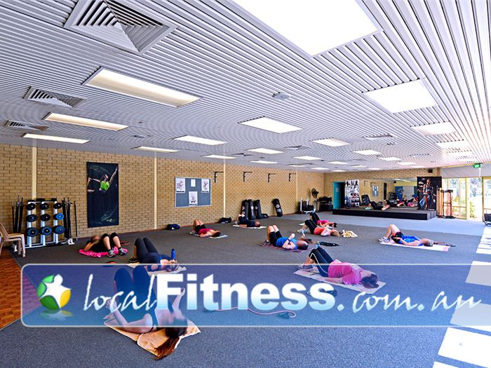 Belmont Oasis Leisure Centre Belmont Over 60 group fitness classes per week.