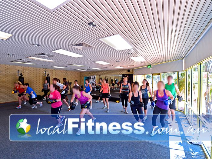 Belmont Oasis Leisure Centre Near Redcliffe Popular group fitness classes run daily including Belmont Boxing.